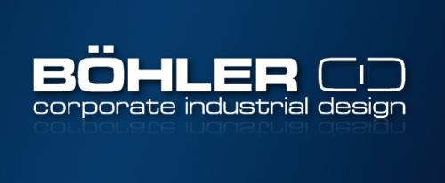 Böhler corporate industrial design