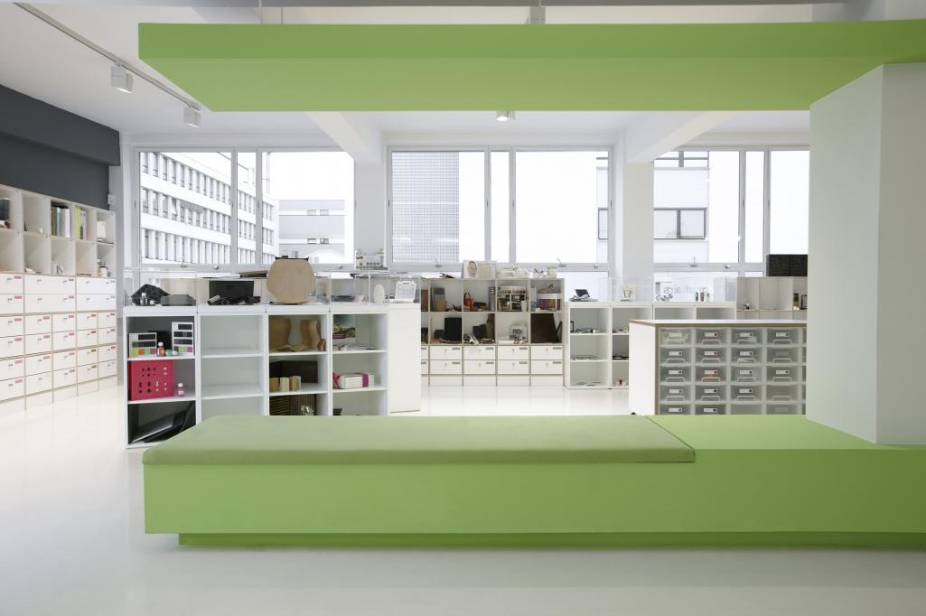 Our Material Library is a unique and innovative way to showcase new materials and technologies.