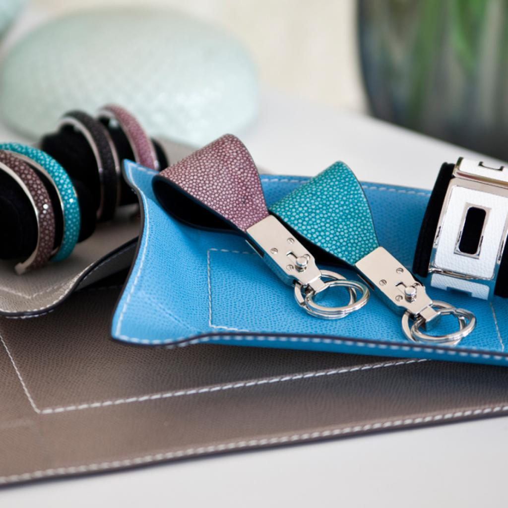 Handmade leather goods made to order