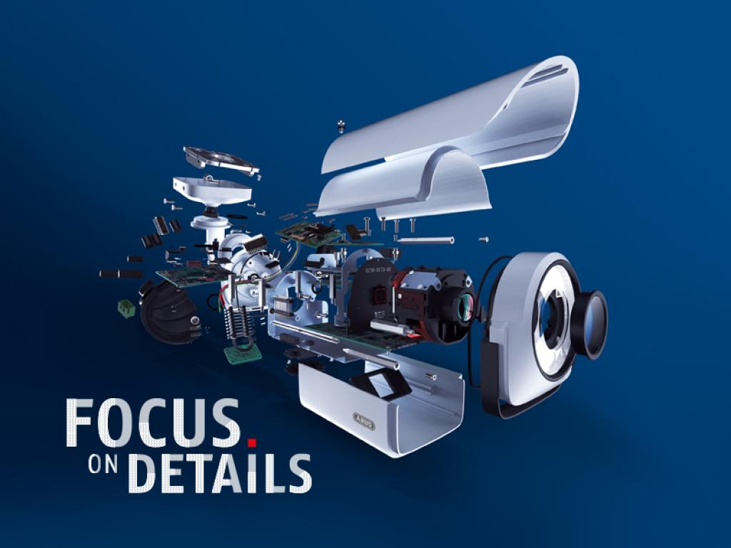 """""""Focus on Details"""": ABUS provides state-of-the-art video technology with simple operation"""