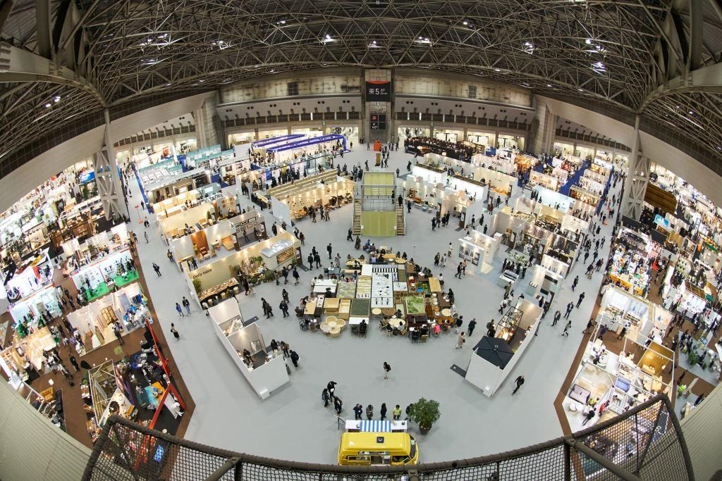IFFT/Interior Lifestyle Living Fair in Tokyo Big Sight