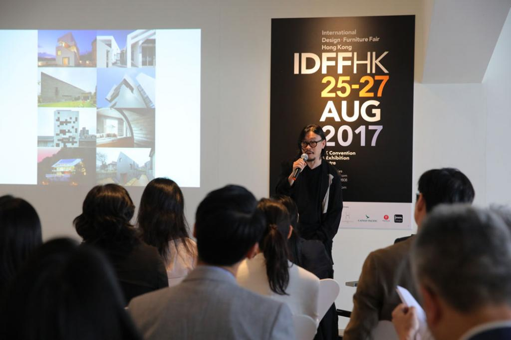 Architect Anderson Lee on [ On Reading : Single Family House ] Design Exhibition in IDFF2017
