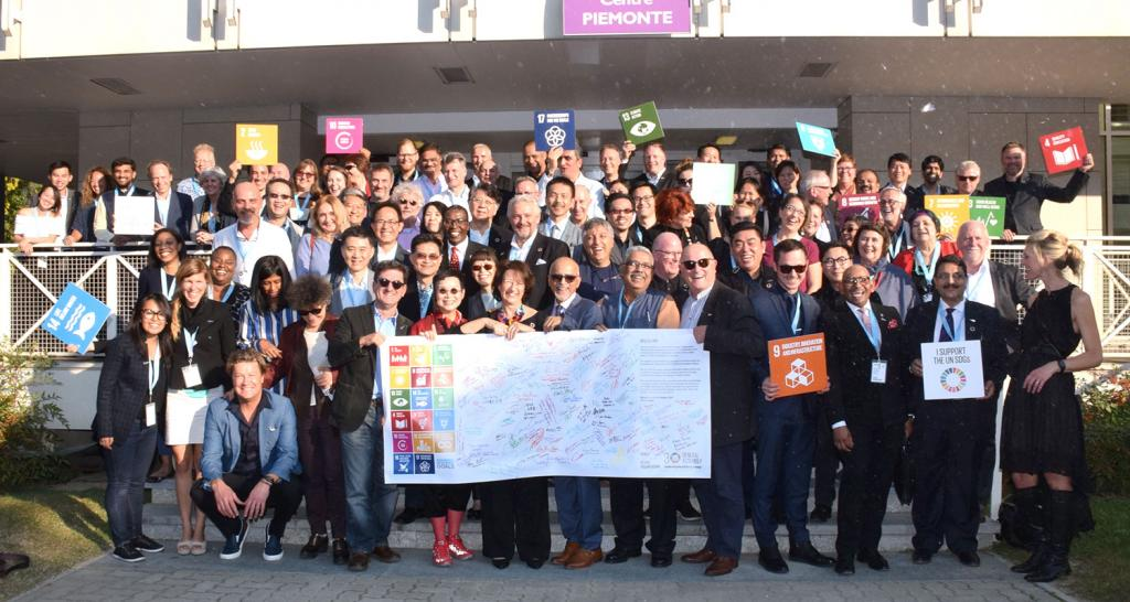 More than 100 delegates of the WDO united in Torino, Italy, during its 30th General Assembly