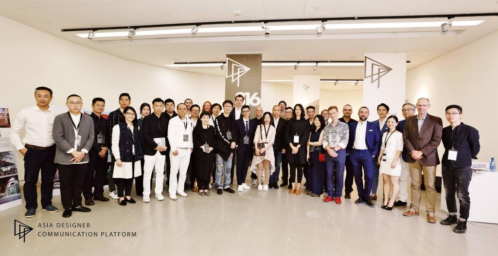 April 19th - 25th, 2018 ADP Design Tour in Hong Kong — at Innovation Tower.