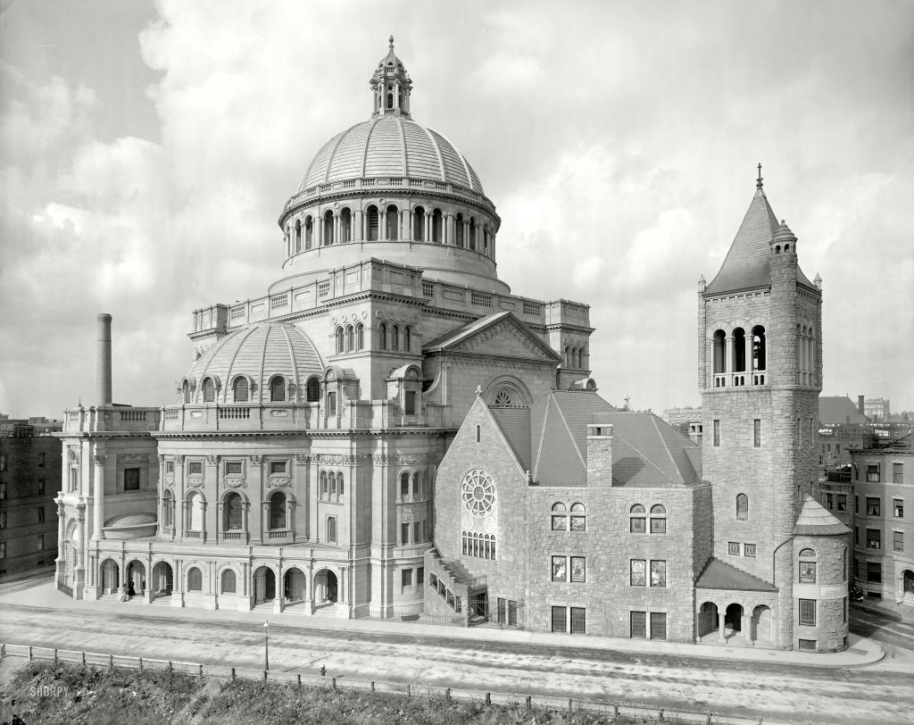 Preserving a Local and Global Treasure: The Restoration of the Mother Church