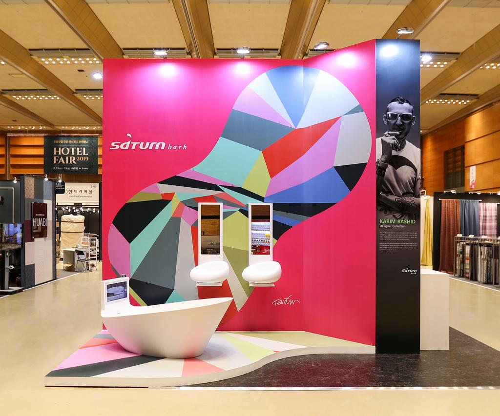 Art collaboration _ Karim Rashid