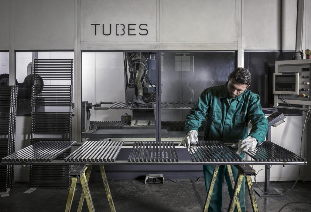 Tubes' Production Dept-