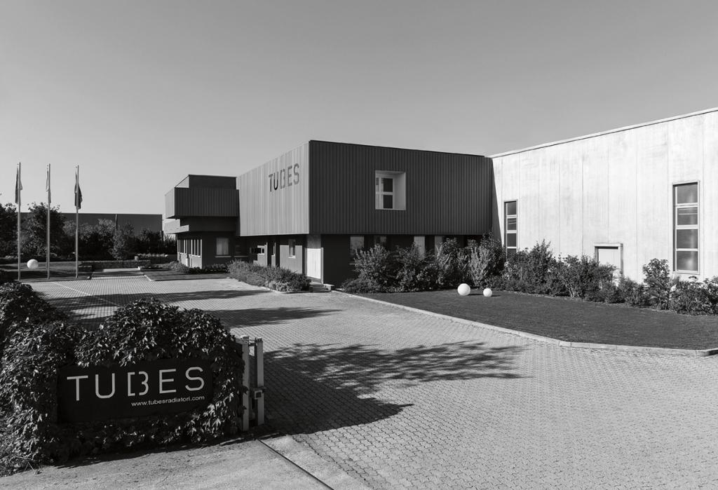 Tubes' Headquarters in Resana, Italy