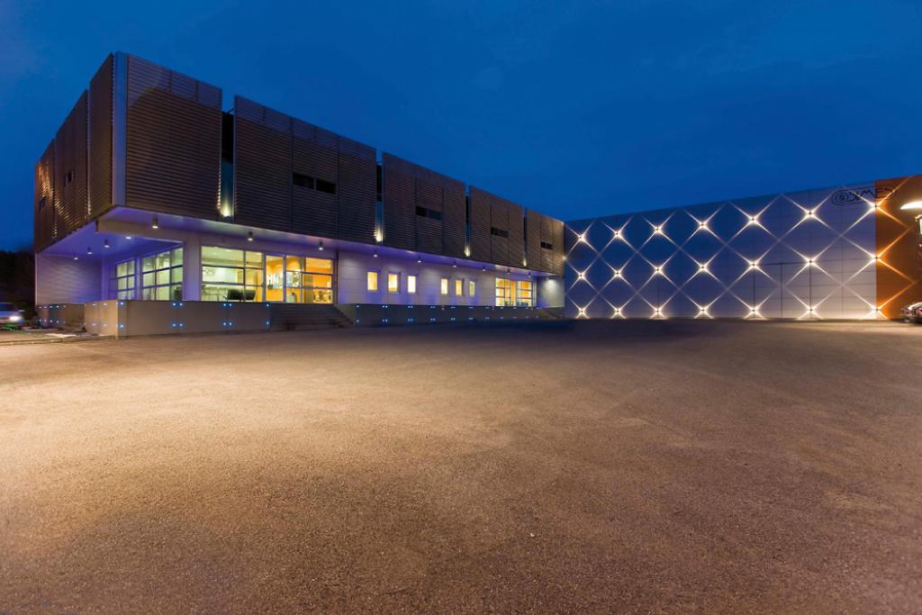 Simes is an outdoor lighting manufacturer providing a complete range of solutions
