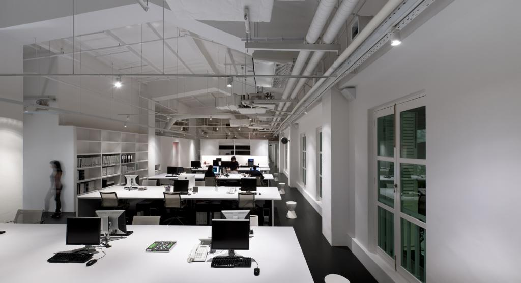 MINISTRY OF DESIGN OFFICE AREA