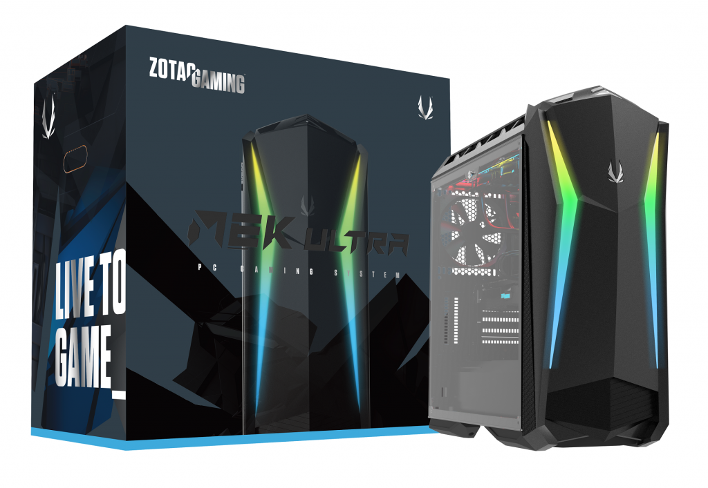 Gaming PC MEK Ultra