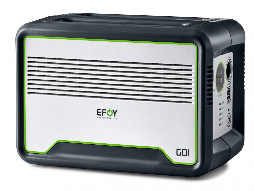 EFOY GO! - Mobile Power