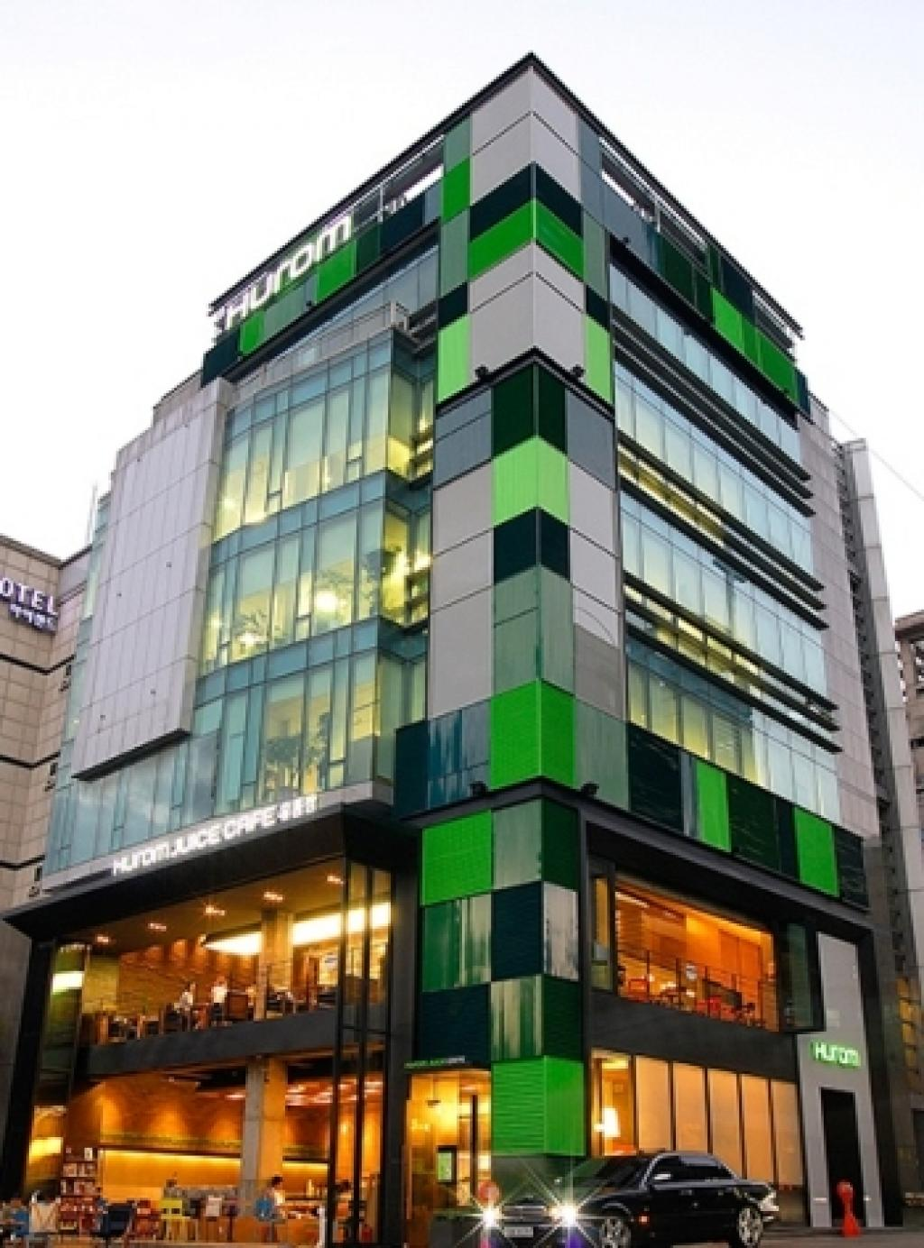 HUROM office in Seoul