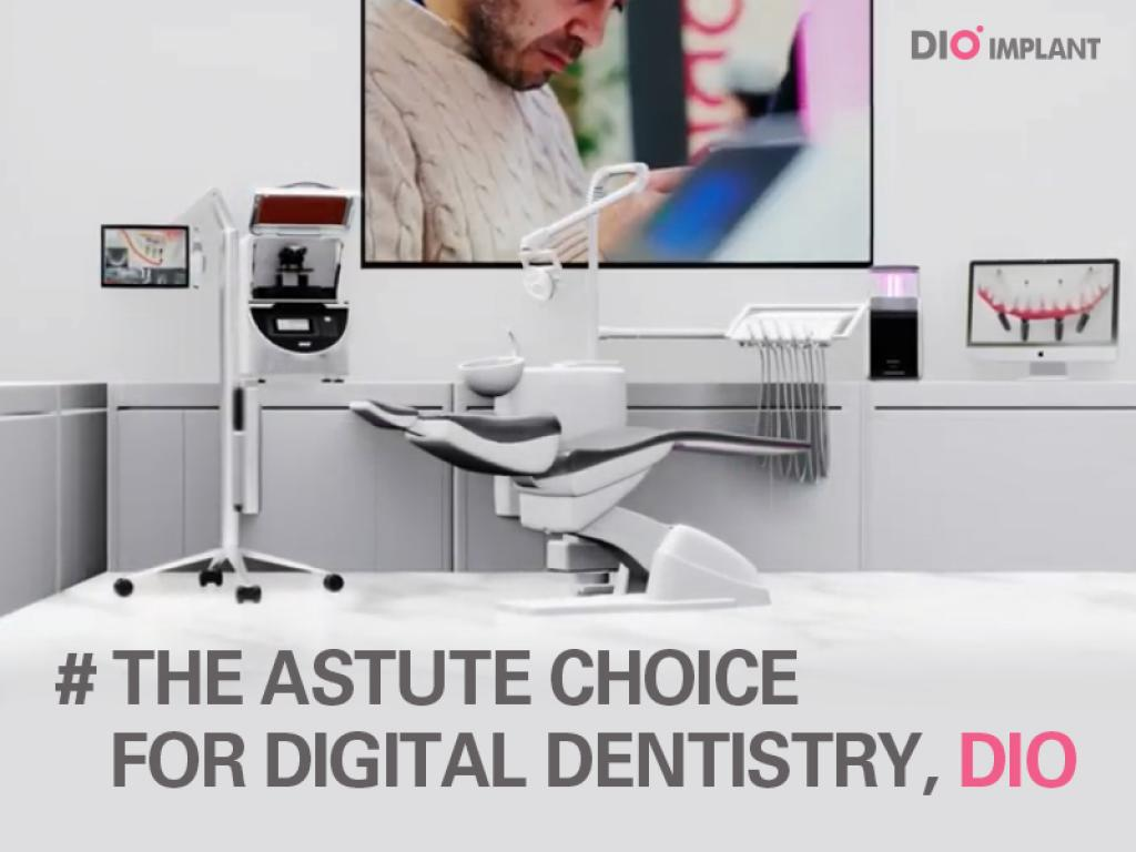 DIO stands ready to enhance your patients' quality of life.
