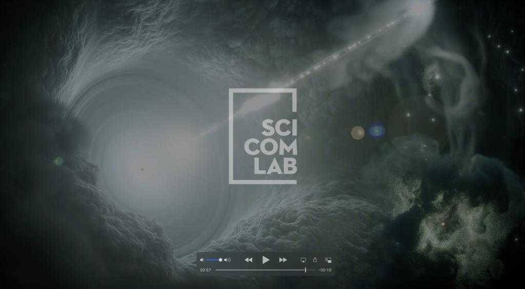 Science Communication Lab Showreel 2019