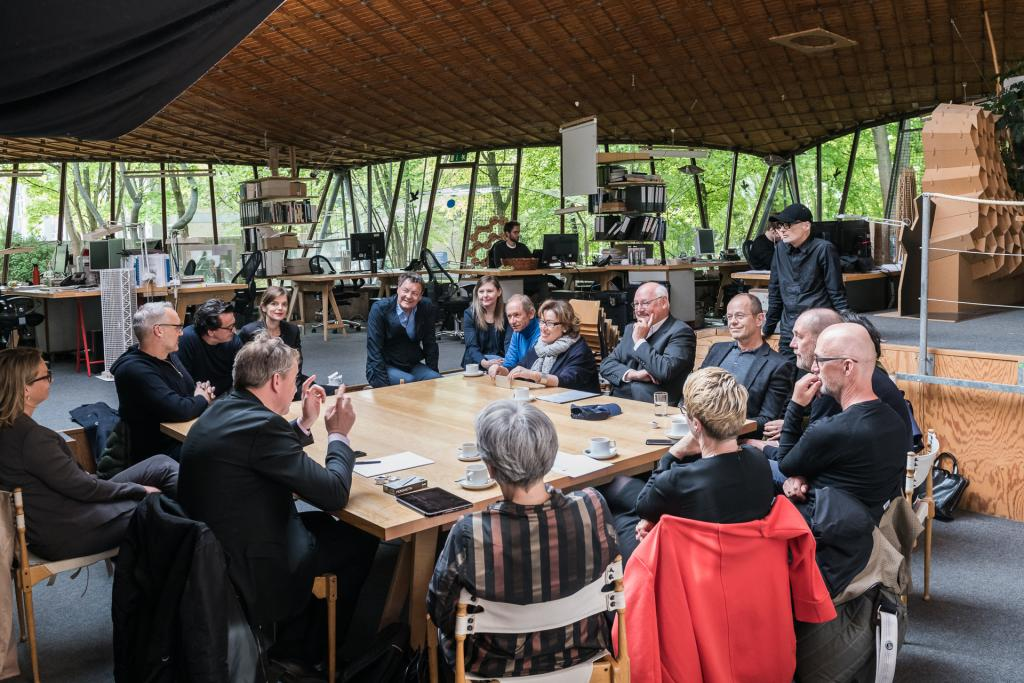 aed neuland 2021 competition for young designers – jury final talk 2019