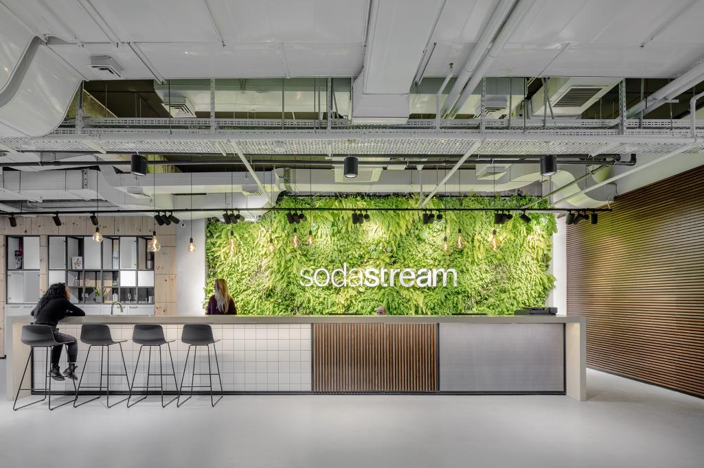 SodaStream is an Israeli company, operating in 42 countries worldwide.