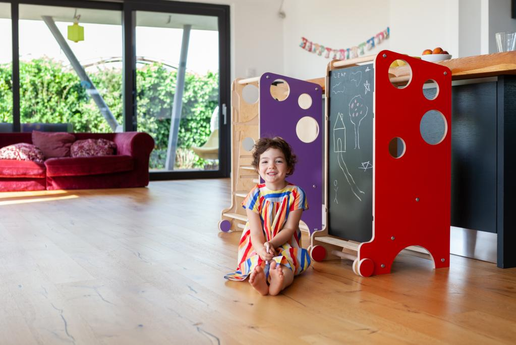 Leea's Tower is the most innovative kids multi function furniture on the market.