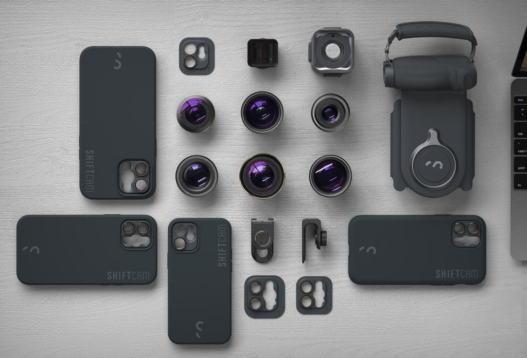 Comprehensive Mobile Photography Ecosystem