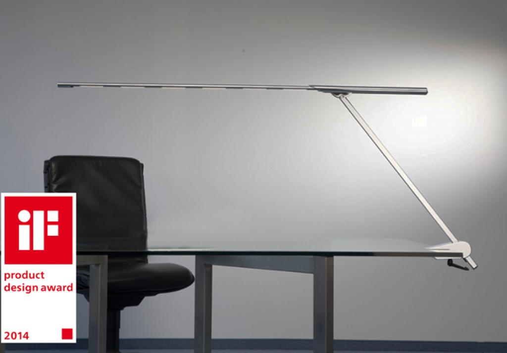 betec is known for its picture lights but also the task luminaries are outstanding.