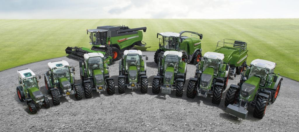 Fendt Full-Line Products