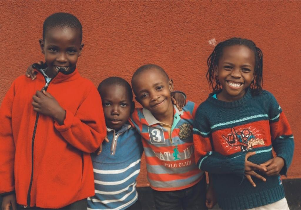 Our recent adorable brave kids with big ambitions in life, a humble and great heart.