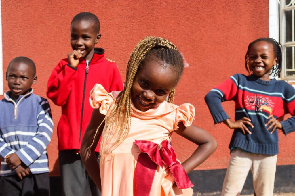 Our recent adorable brave kids with big ambitions in life, a humble and great heart