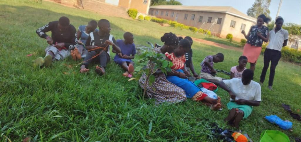 Craft shoe making as a livelihood skill for youth empowerment