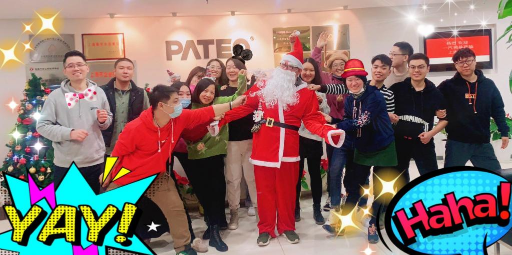 The HMI team is one of PATEO's core departments.