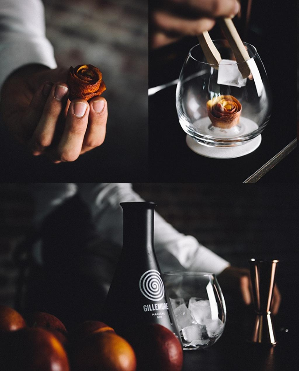 Gillemore gin into a magical brew and it is ready to be tasted and, most importantly, to be enjoyed.