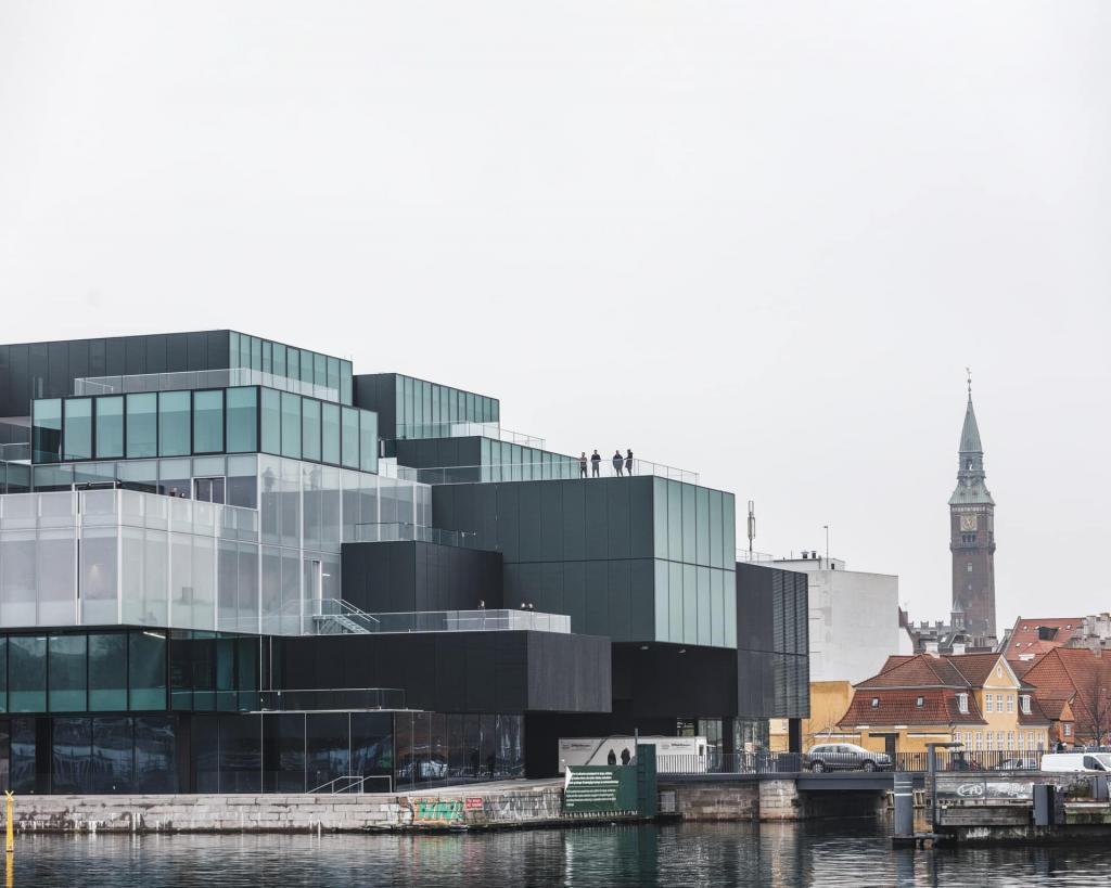 BLOX – the iconic building on Copenhagen's waterfront funded by Realdania. Home of DAC since 3/2018!