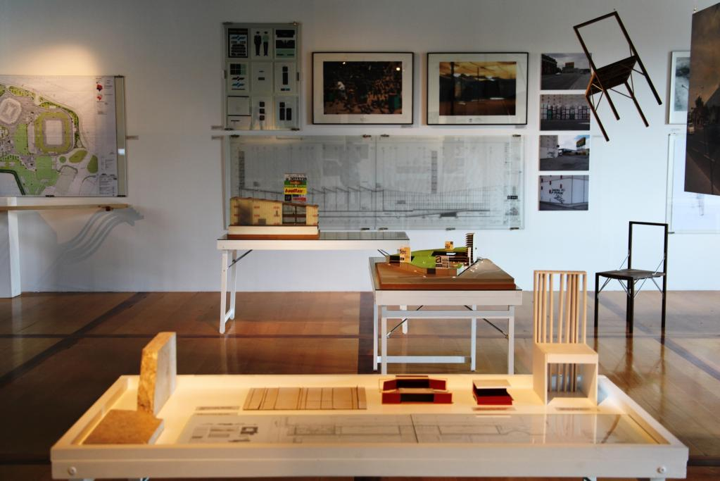 Designing the Republic : Architecture, Design and Photography in Slovenia, 1991-2011, exhibition