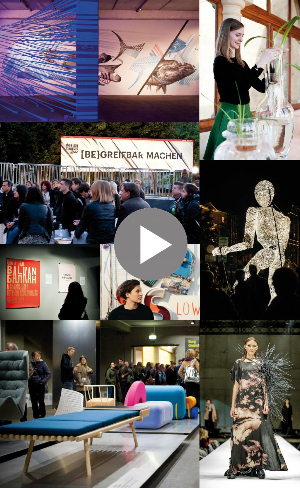 Designmonat Graz 2016 (Month of Design)