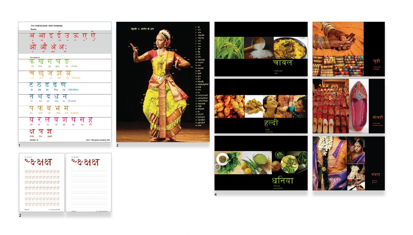 Design Development Implementation Of A Visual Approach For Teaching A Foreign Language Hindi If World Design Guide