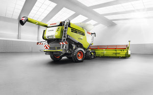 CLAAS LEXION 780 | iF WORLD DESIGN GUIDE