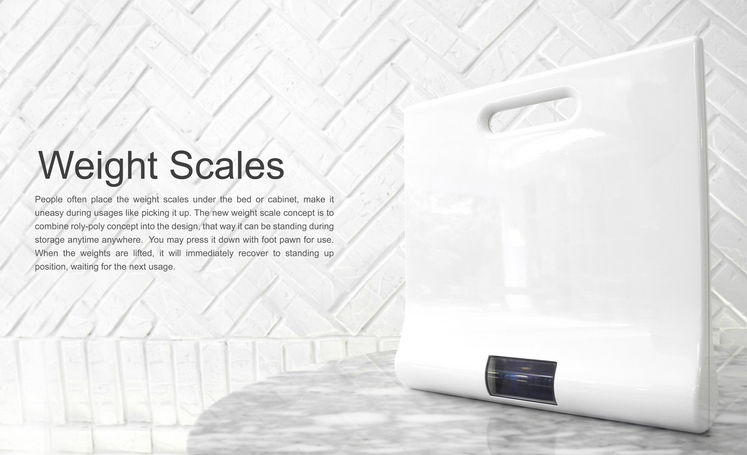Weigh scales | iF WORLD DESIGN GUIDE