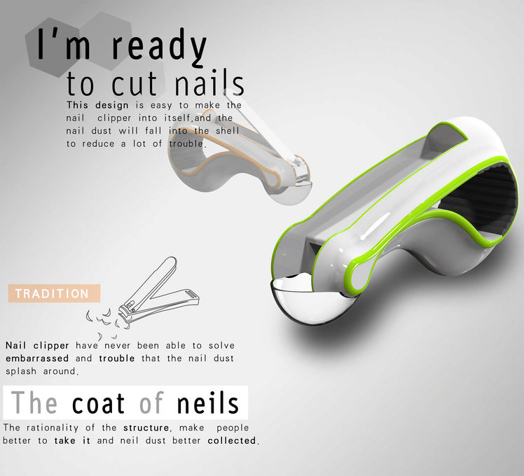 The coat of nails   iF WORLD DESIGN GUIDE