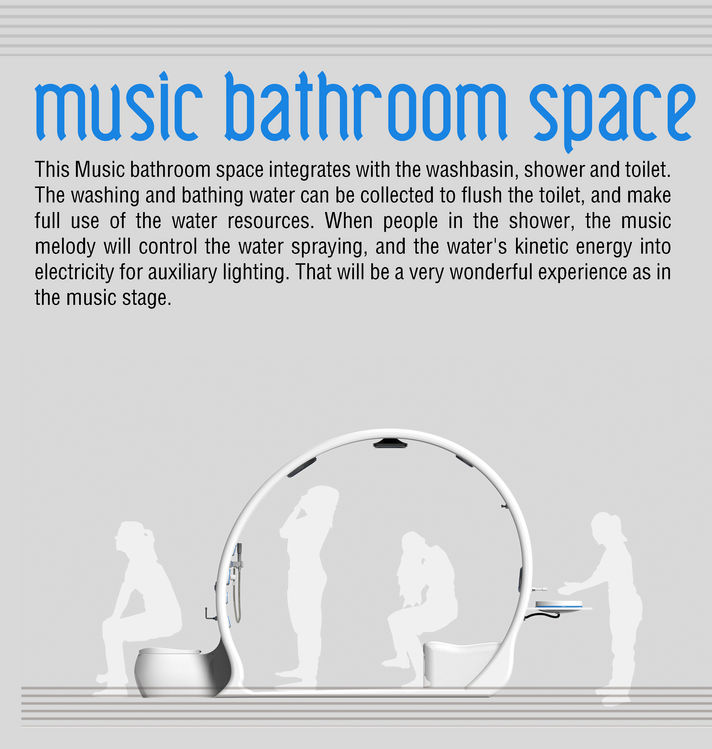 Music Bathroom Space If World Design Guide