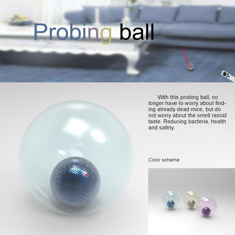 Probing ball | iF WORLD DESIGN GUIDE