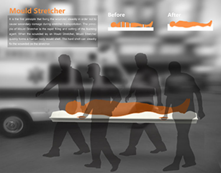 Mould Stretcher | iF WORLD DESIGN GUIDE