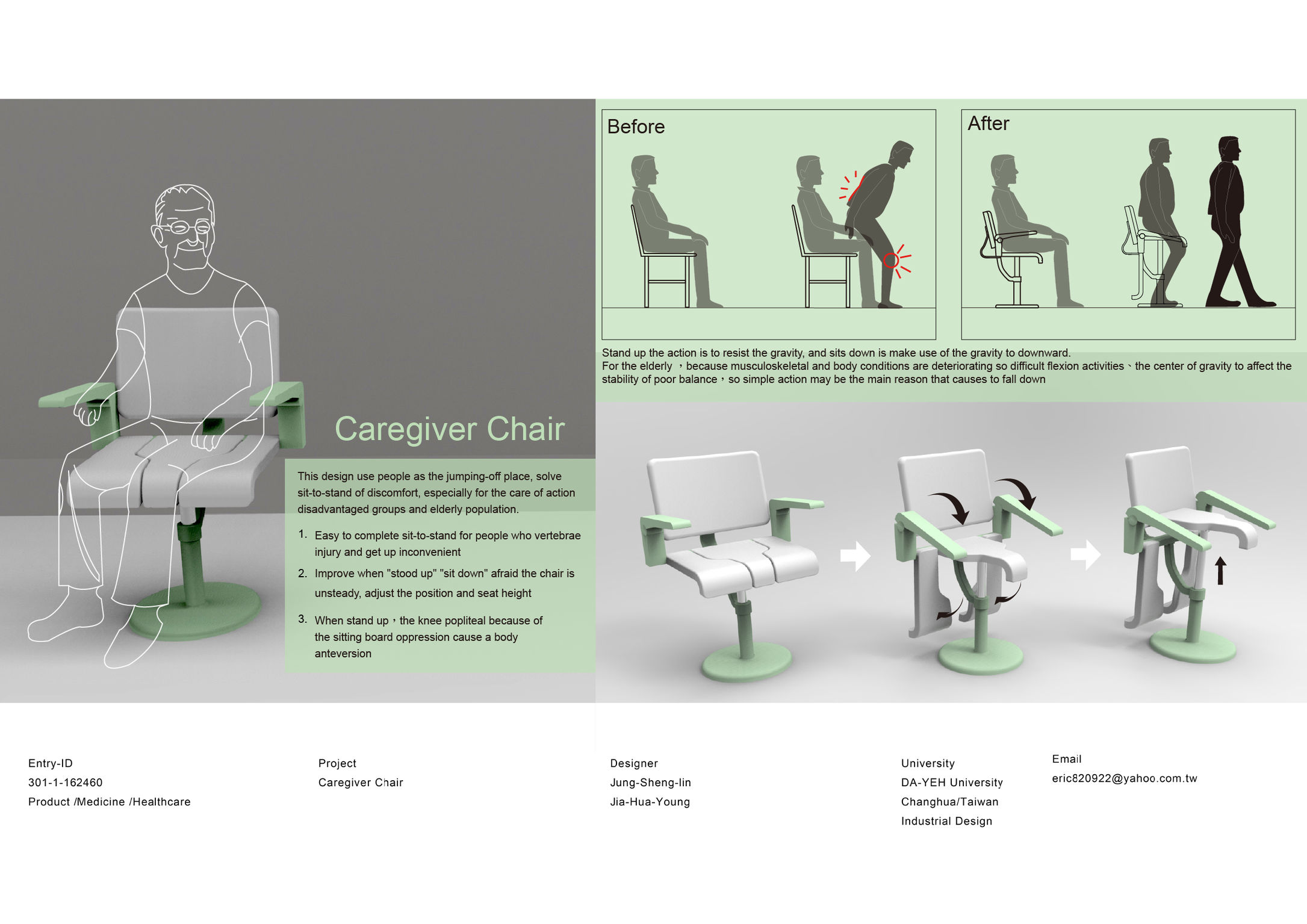 Excellent Caregiver Chair If World Design Guide Caraccident5 Cool Chair Designs And Ideas Caraccident5Info