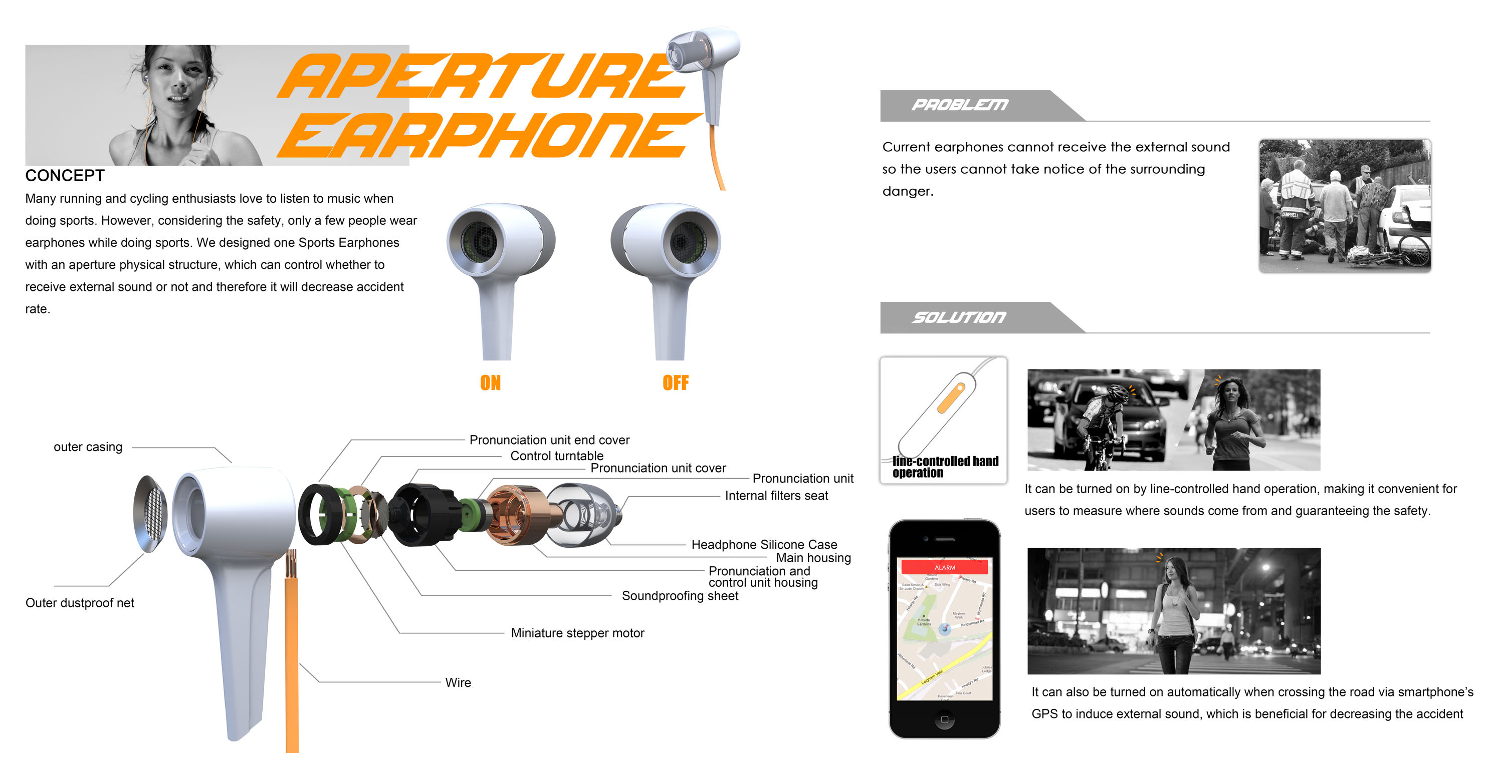 Aperture Earphone | iF WORLD DESIGN GUIDE