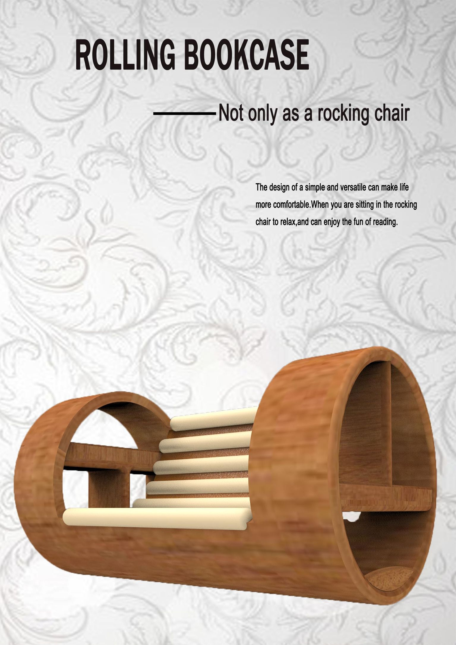 Tremendous Rolling Bookcase If World Design Guide Evergreenethics Interior Chair Design Evergreenethicsorg