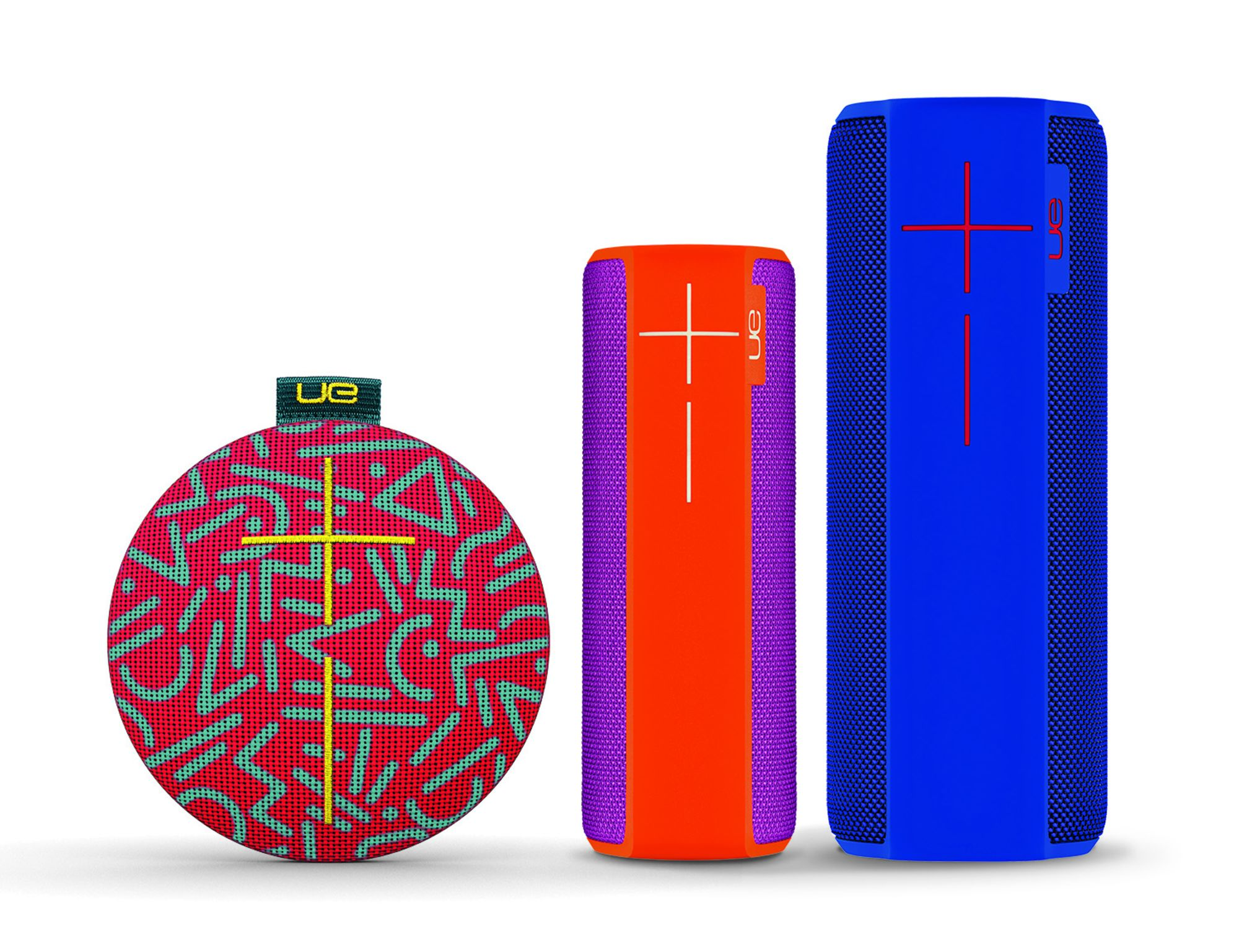 UE Megaboom, Boom 2, Roll | iF WORLD DESIGN GUIDE