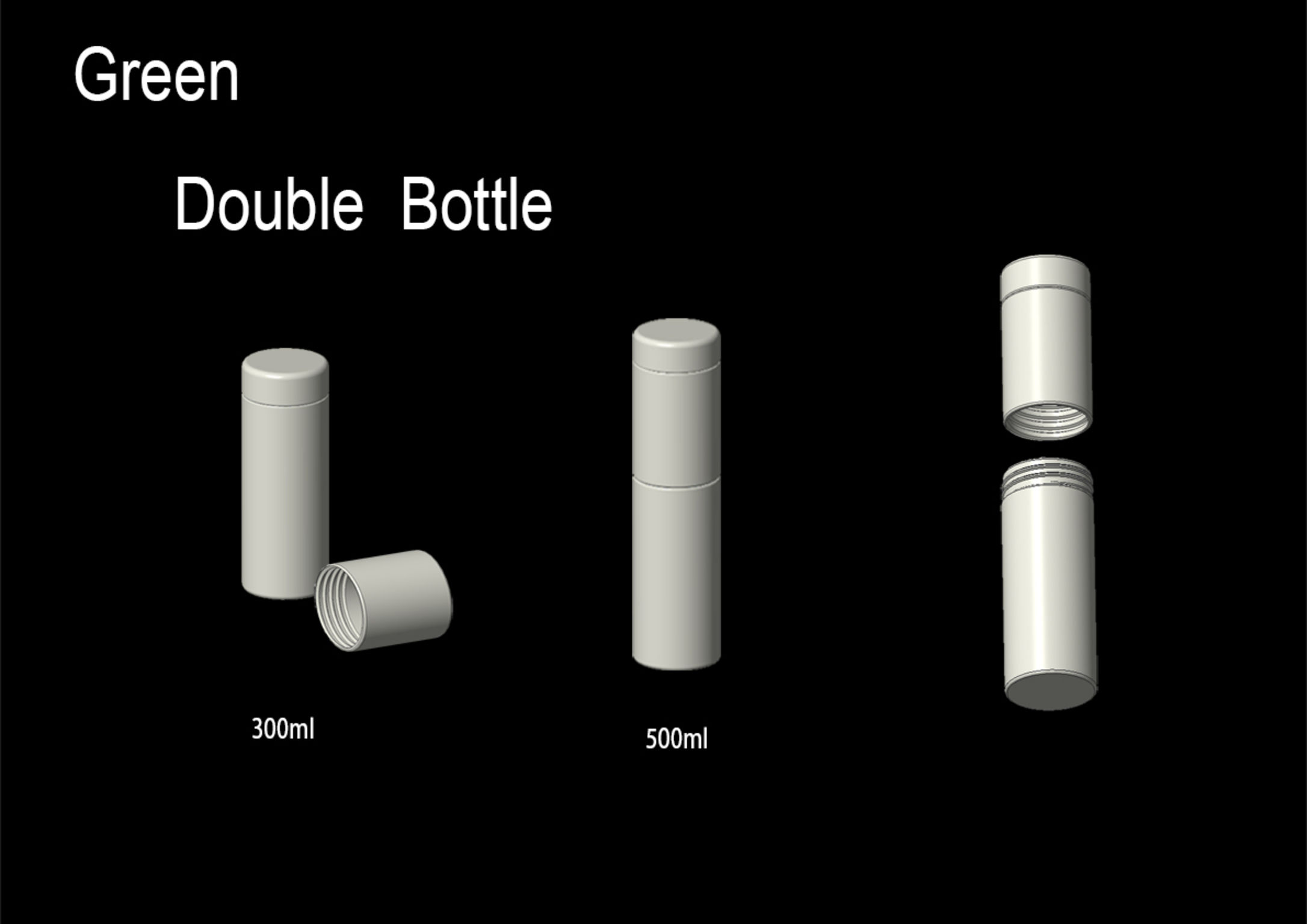 Double Bottle | iF WORLD DESIGN GUIDE