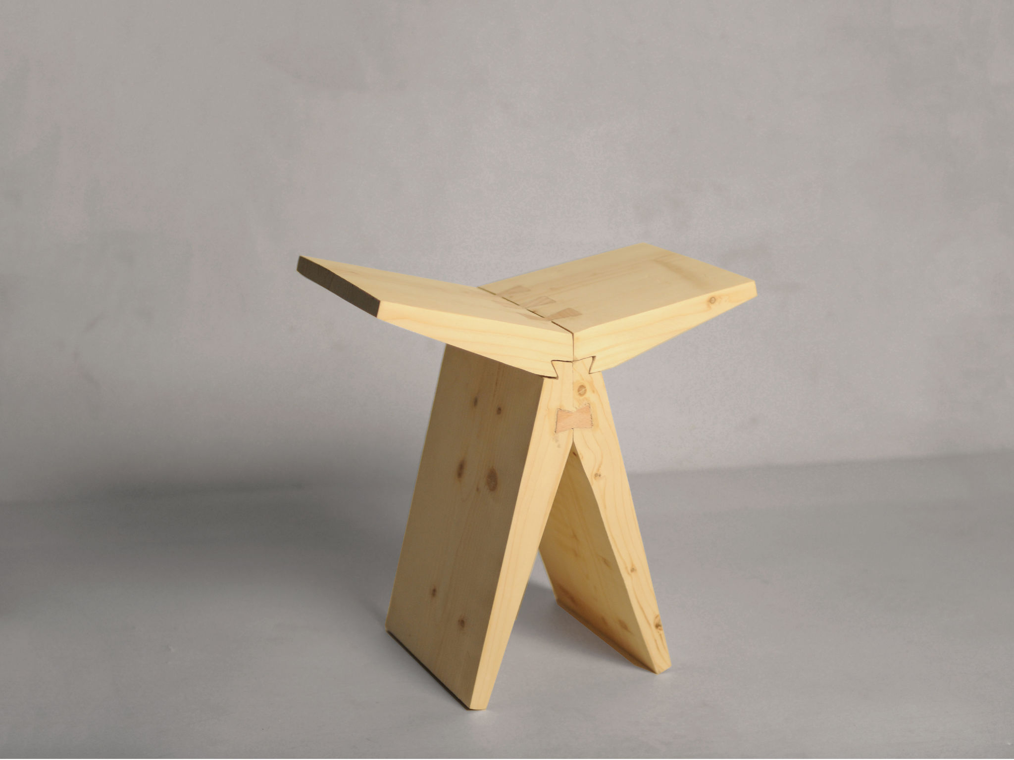 Dovetail Stool If World Design Guide