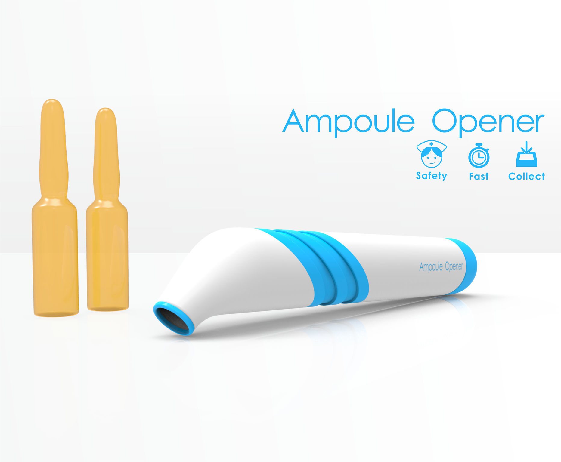 Ampoule Opener   iF WORLD DESIGN GUIDE