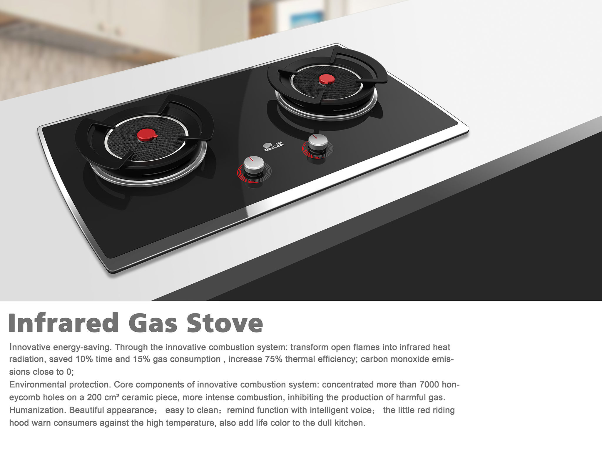 Infrared Gas Stove If World Design Guide