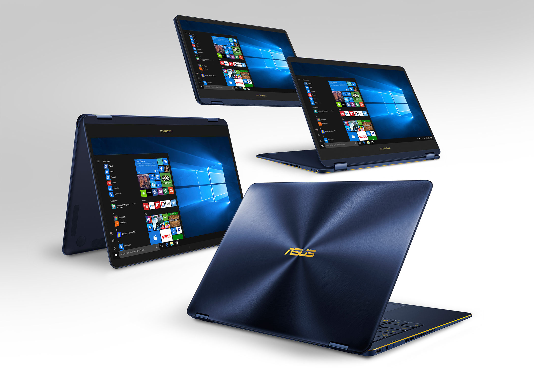 ASUS ZenBook Flip S UX370 | iF WORLD DESIGN GUIDE