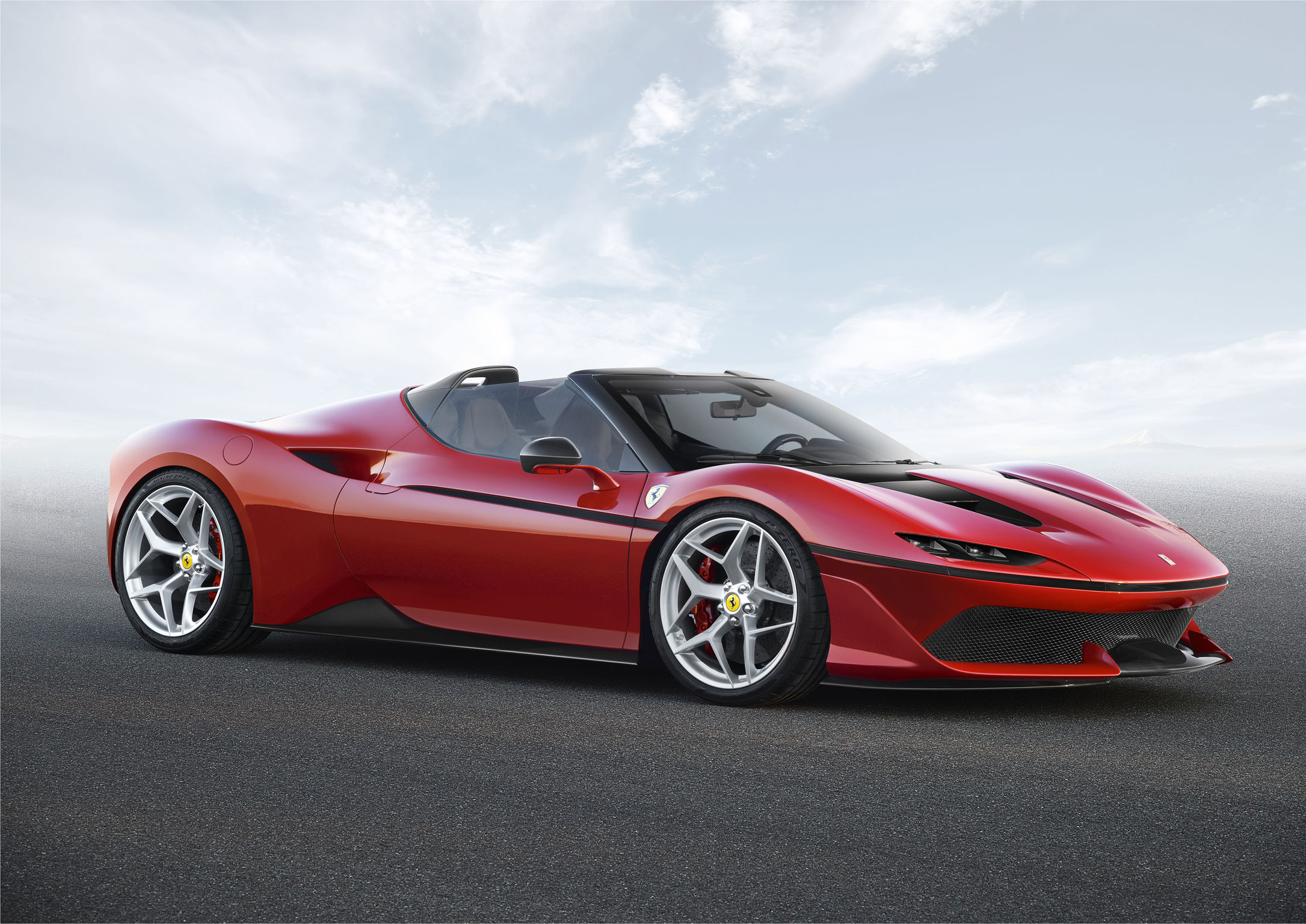 Ferrari J50 If World Design Guide